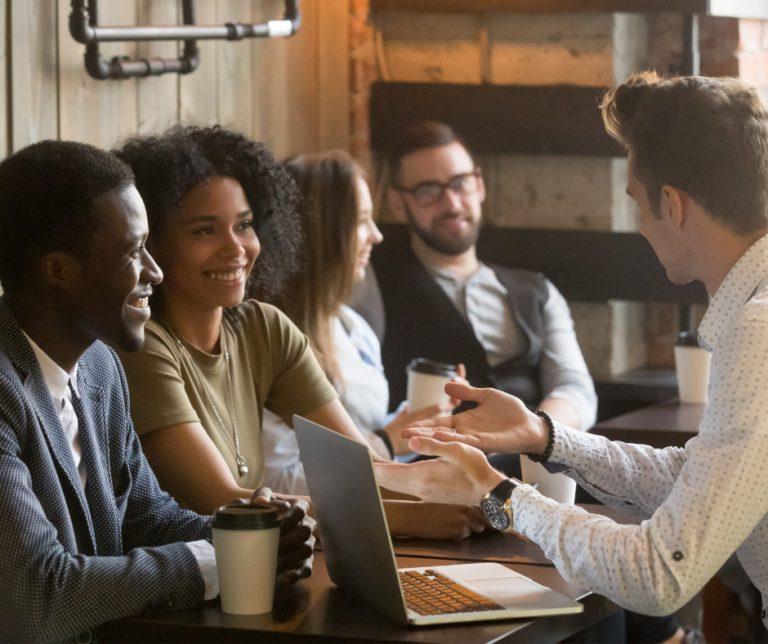Mortgage Broker Meeting