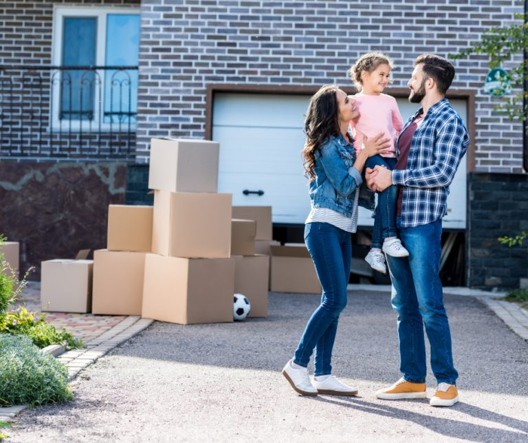 Moving in - Mortgage Broker