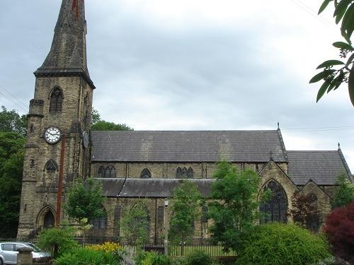 St Batholomew - mortgage broker Ripponden