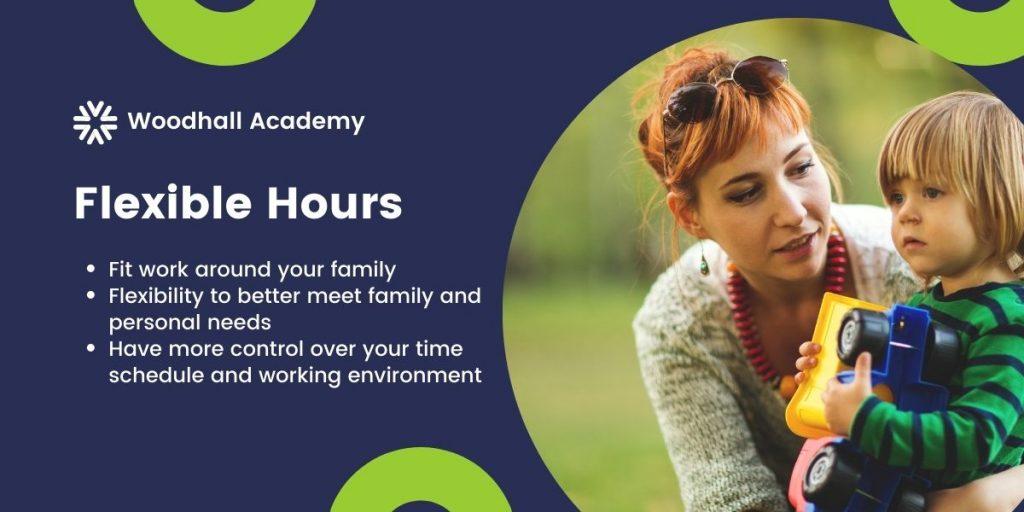 Woodhall Academy - Flexible Hours